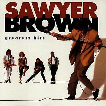 Marrón de Sawyer - Greatest Hits [CD] USA importar