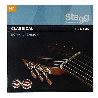 Stagg CL-NT-AL Angel Lopez cadena clásico conjunto