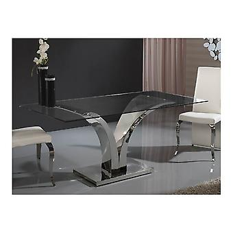 Schuller Isabella Dining Table, Steel