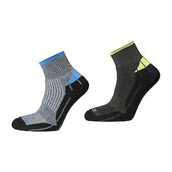 Horizon Coolmax fjerdedel sokker
