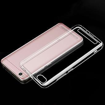 Silikoncase Transparent 0,3 mm Ultradünn Hülle für Xiaomi Redmi 4X Tasche Case