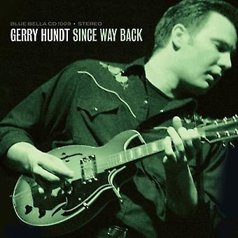 Gerry Handt - siden måde tilbage [CD] USA import