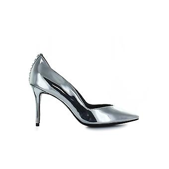KENDALL AND KYLIE BRIANNA SILVER PUMP