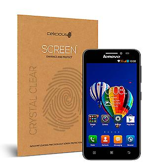 Celicious levende usynlige Screen Protector for Lenovo A606 [2 Pack]