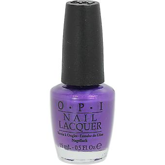 Opi Nail Lacquer, Purple With A Purpose