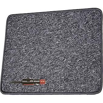 Heated carpet mat ProCar by Paroli (L x W) 60 cm x 100 cm 12 V Anthracite