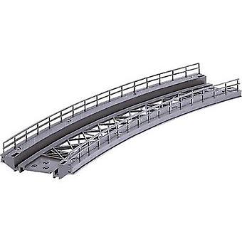 Märklin 07569 H0 laje 1-Rail H0 Märklin K (w/o Track Bed)