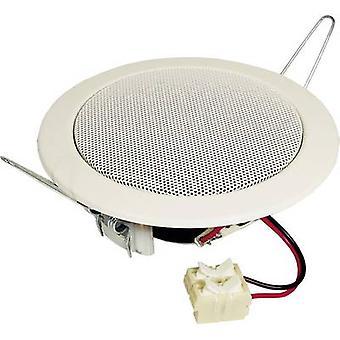 Visaton DL-10 Flush mount speaker 30 W 8 Ω White 1 pc(s)