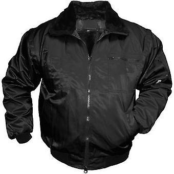 L+D Griffy 4204 Bison 4-in-1-Pilot jacket XXXL Black