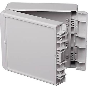 Bopla Bocube B 141306 PC-V0-7035 Wall-mount enclosure, Build-in casing 125 x 151 x 60 Polycarbonate (PC) Light grey (RAL 7035) 1 pc(s)