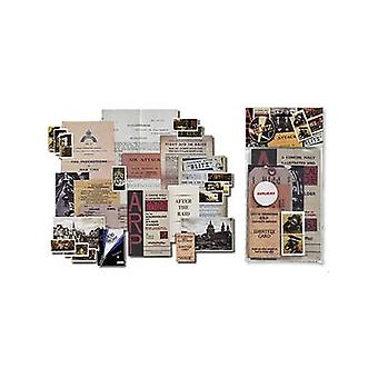The Blitz Ephemera Memorabilia Pack