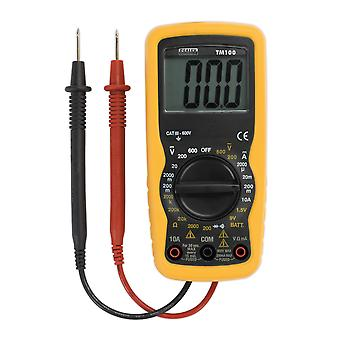 Sealey Tm100 Professional Digital Multimeter - 6 Function