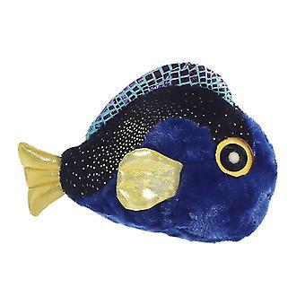 Tangee the Blue Tang Stuffed Animal by Aurora Stuffed Animal