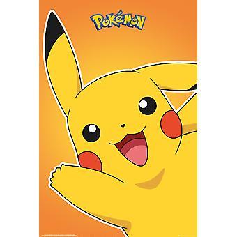 Pokemon Pikachu Maxi Poster
