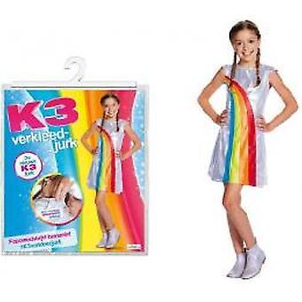 K3 dress up dress 6-8