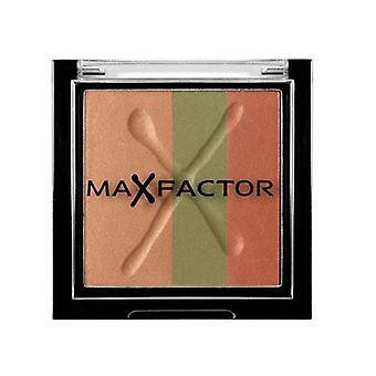 Max Factor Max Effect Trio Eye Shadow-Rainforest