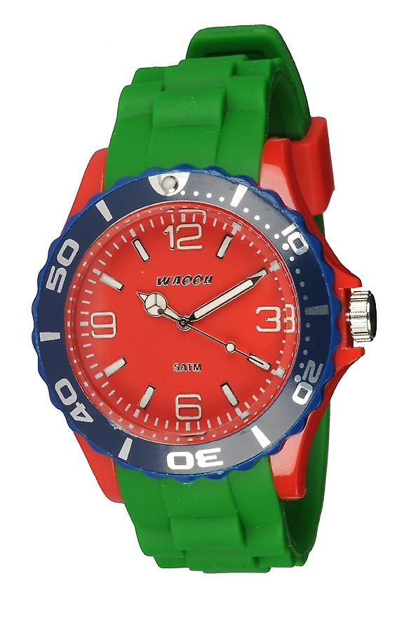 Waooh - Shows MC42 Tricolore rood & blauw