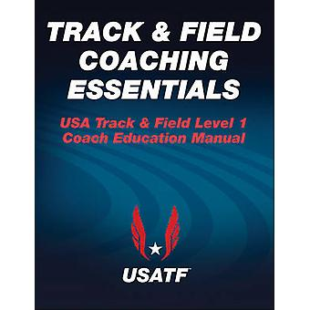 USA Track & Field Coaching Essentials by USA Track & Field - 97814504