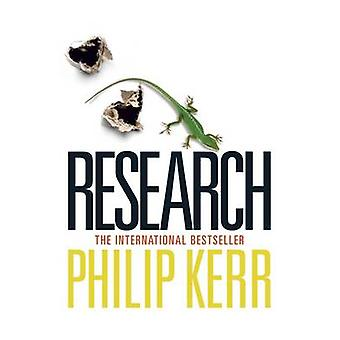 Research by Philip Kerr - 9781782065807 Book