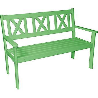 Outdoor Living Bank groen 129 cm