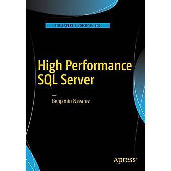 Hochleistungs-SQL-Server - das gehen schneller Buch von Benjamin Nevarez-