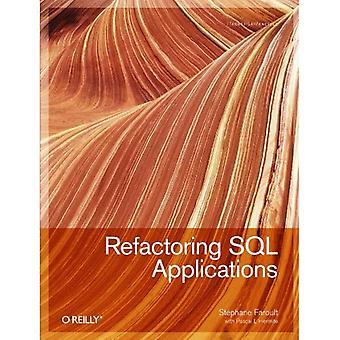Refatorando aplicativos SQL