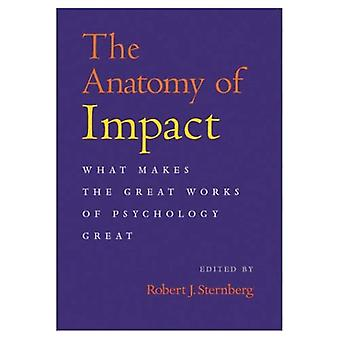 The Anatomy of Impact: What Makes the Great Works of Psychology Great