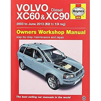 Volvo XV60 & 90 manuel d'atelier