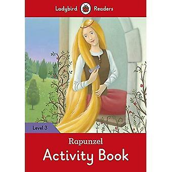 Cahier d'activités Raiponce - coccinelle lecteurs niveau 3
