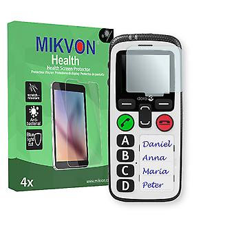 Doro Secure® 580IUP Screen Protector - Mikvon Health (Retail Package with accessories)