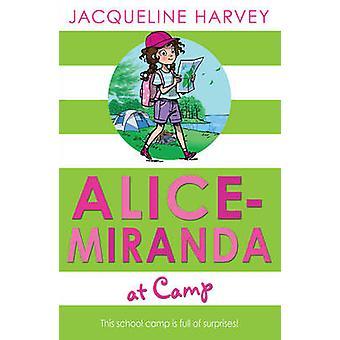 Alice-Miranda at Camp by Jacqueline Harvey - 9781849418638 Book