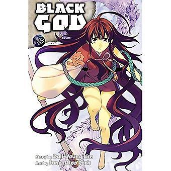 Black God: Vol 15
