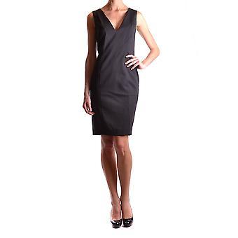 Dsquared2 Grey Silk Dress