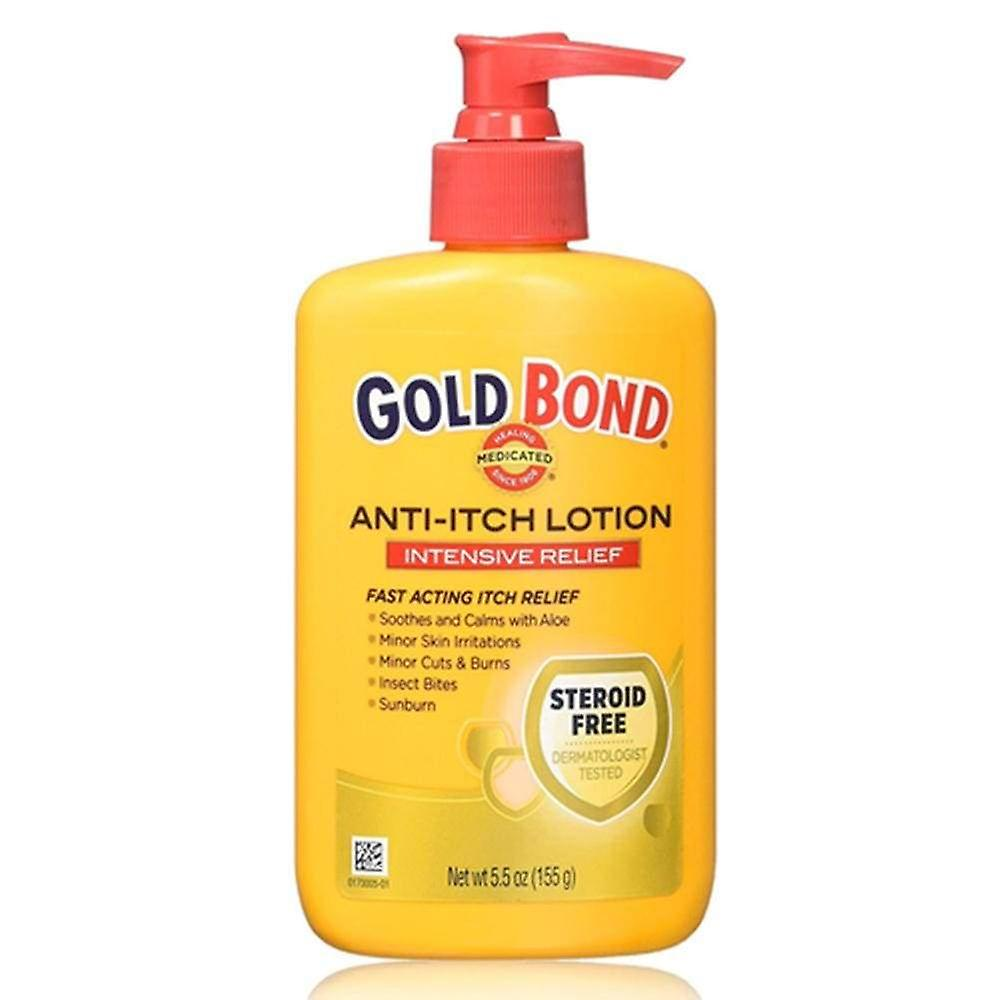 Relief5 Gold LotionIntensive Oz Bond itch Anti 5 0mw8nN