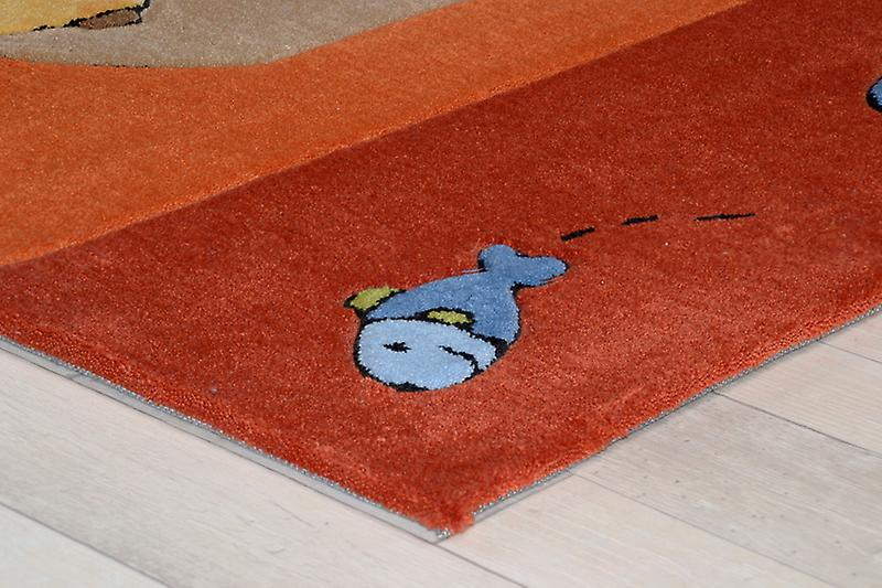Rugs - Children\'s Ark - Terracotta - 3265