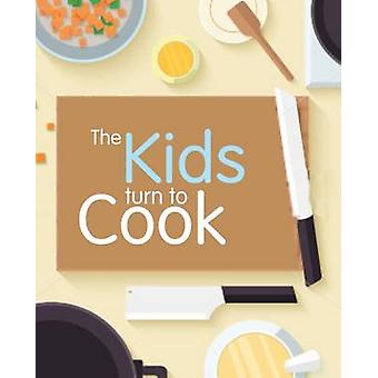 The Kids' Turn to Cook by Margaret Brooker - 9781742576893 Book
