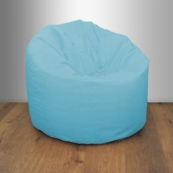 Water resistant medium Classic Bean Bag-turkoois