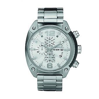 Diesel Overflow Stainless Steel Watch DZ4203