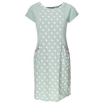 Alicia Collins tope sol vestido con bolsillos