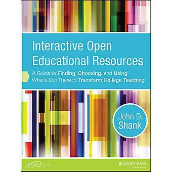 Interaktive åpne pedagogiske ressurser - en Guide til finne - velger