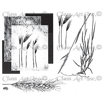 Chapel Road Cling Mounted Rubber Stamp Set 5.75