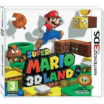 Super Mario 3D Land - Nintendo 3DS y 2DS