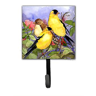 Bird - American Goldfinch Leash or Key Holder