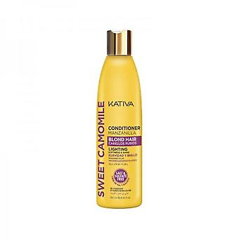 Kativa Sweet Camomile Conditioner 250Ml (Woman , Hair Care , Conditioners and masks)