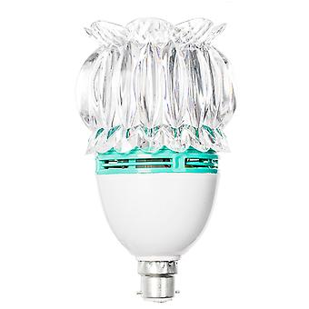 1.5W B22 LED Crystal Ball Multi-Coloured Party Bulb