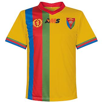 2016-2017 Eritrea Third Football Shirt