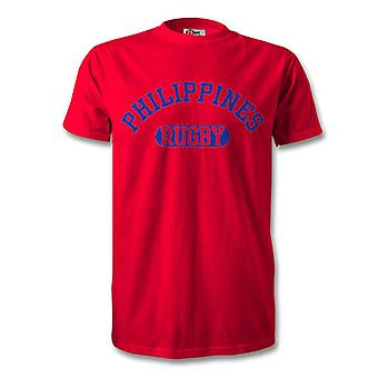 Philippines Rugby Kids T-Shirt
