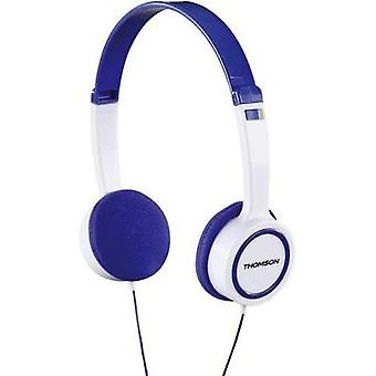 Children Headphone Thomson HED1105BL On-Ear-Kinderkopfhörer On-e