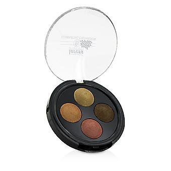 Lavera Eyeshadow Quattro - Indian Dream # 03 beleuchten