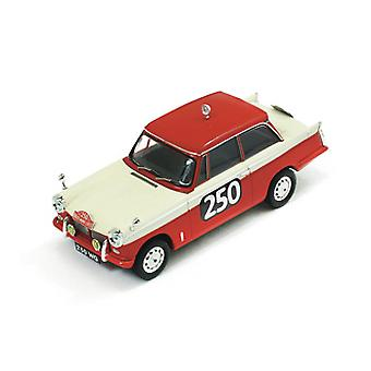 Triumph Herald Saloon Number 250 Diecast Model Car